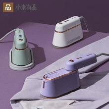 Youpin Daewoo Hanging Ironing Machine Handheld 1000W Home Small Steam Iron Portable Dry Wet Double Ironing 6 Holes For Steam New