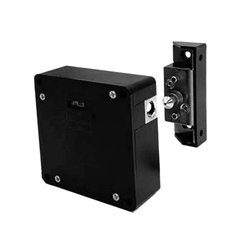 Inteligentny elektroniczny RFID zamek meblowy do szafki bez otworu łatwa instalacja meble szafka szafa szafka na buty drzwi szufladowe zamek z dwoma Ca w Zamki do szafek od Majsterkowanie na