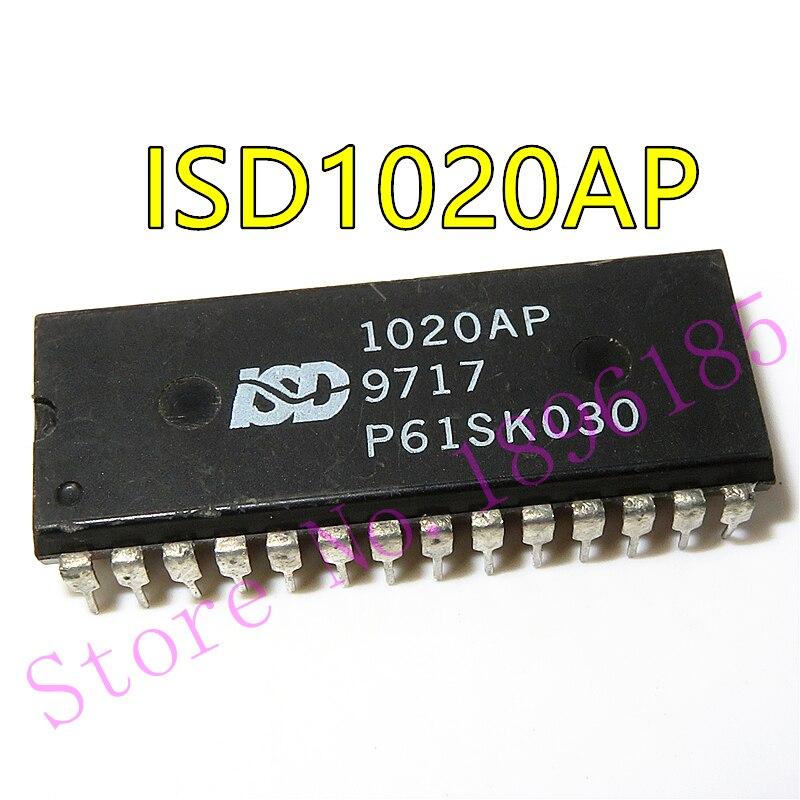 1 шт./лот ISD1020AP ISD1020 DIP-28