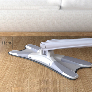 Image 3 - X نوع ممسحة أرضية مع 3 قطعة قابلة لإعادة الاستخدام منصات ستوكات 360 درجة ممسحة ناعمة للمنزل استبدال غسل اليد أدوات تنظيف المنزلية