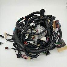 Быстрая! Hitachi экскаватор ZX200-3 тело работы провода жгут-Hitachi ZAX200-3 внешний жгут-Hitachi 200-3 из провода