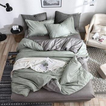 Classic Bedding Set Shades of Grey