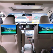 Monitor Video-Player Car-Headrest Touch-Screen Auto-Multimedia MP4 MP5 TFT HD Universal