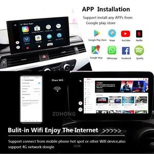 Image 2 - 4Gb Android Car Radio Carplay AI Box for Cadillac ATS L XTS XT4 XT5 CT5 CT6 ESCALADE Car Multimedia video Player GPS Navigation