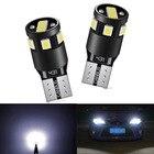 2pcs W5W T10 LED Bul...