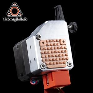 Image 3 - Trianglelab AL BMG Air 냉각 된 다이렉트 드라이브 압출기 Creality 3D Ender 3/CR 10 시리즈 3D 프린터 용 hotend BMG 업그레이드 키트
