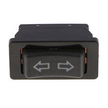 Power Window Master Control Deur Driver Side Schakelaar Met Groen + Rood Licht Voor Auto(China)