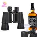 Deouny binóculos telescópio garrafa de álcool boca dupla beber viagem portátil garrafa de água ao ar livre wisky criativo hip-flask