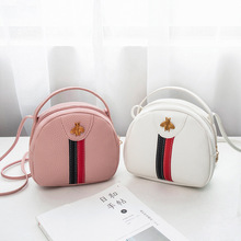 Hand female small bag autumn and winter small round