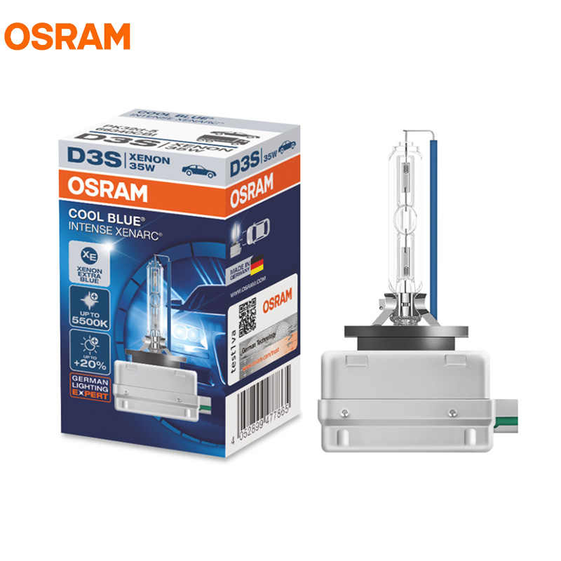2x D3S 35W PK32d-5 Xenarc Classic Osram
