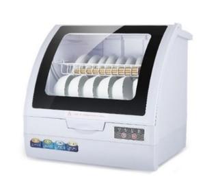Image 2 - באופן מלא אוטומטי ביתי מדיח שולחן עבודה קטן חום חיטוי תרסיס סוג מכונת