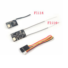Fli14+ Fli14 14CH Mini Receiver Compatible For Flysky AFHDS-2A w/ RSSI Output for FS-i6 FS-i10 Turnigy I6S RC Models Multicopter