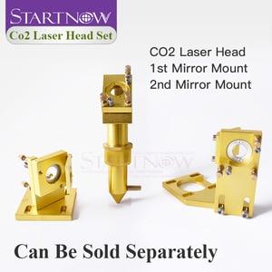 Image 3 - Startnow CO2 Laser Bộ Căn Cứ Thành Phần Đầu Laser Bộ Ống Kính Tráng Gương Đèn Gắn Cho CNC 2030 Khắc Máy Dự Phòng một Phần