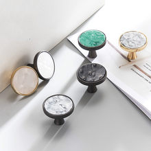 Nordic Gold Cabinet Knobs and Handles Fashion Hanging Hooks Wall Decoration Hook Furniture Knobs Kitchen Handle Hardware