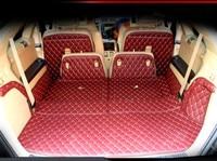 Conjunto completo esteiras mala do carro para Mercedes Benz R 280 300 320 350 400 500 W251 6 7 assentos 2018  2006 à prova d' água tapetes boot forro de carga| |   -