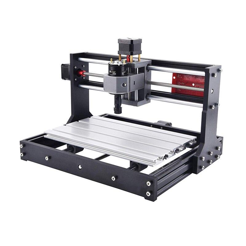 CNC 3018 PRO ER11 incisore laser Pcb Fresatrice cnc router macchina - Attrezzature per la lavorazione del legno - Fotografia 3