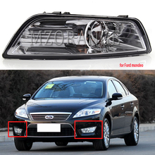 Voor Ford Mondeo MK4 Mistlamp 2007 2008 2009 2010 Voor Ford Fusion Mistlampen Mistlampen Mistlamp Koplampen Koplamp drl