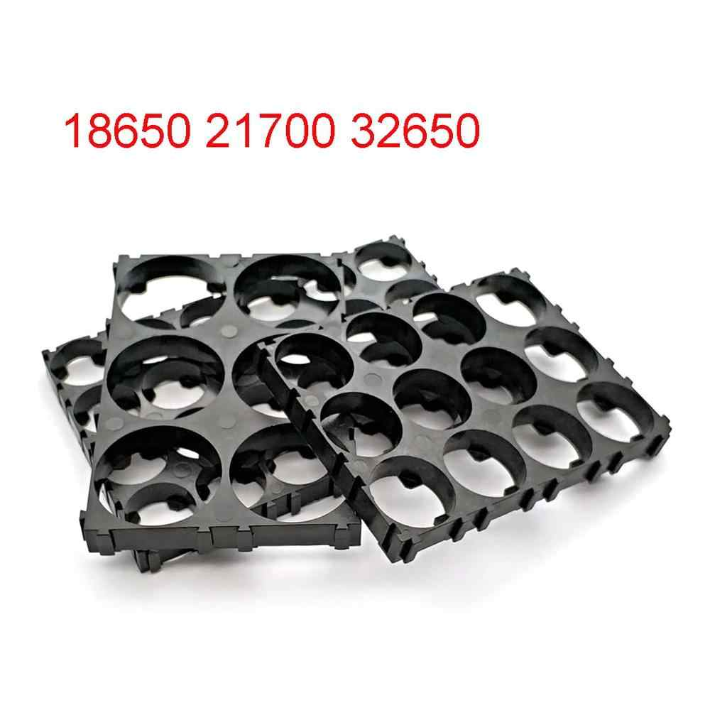 18650 21700 32650 support de batterie support cellule sécurité Anti Vibration supports en plastique pour 18650 21700 32650 Batteries