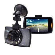 G30 2.4 Car Video Recorder Full HD 1080P Mini Dvr 120 Degree Wide Angle Rear View Camera Parking Sensors for