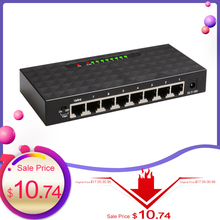 5/8/16ポートギガビットスイッチ10/100/1000mbpsのギガビットイーサネットネットワークスイッチlanハブ高性能イーサネットスマートスイッチャー