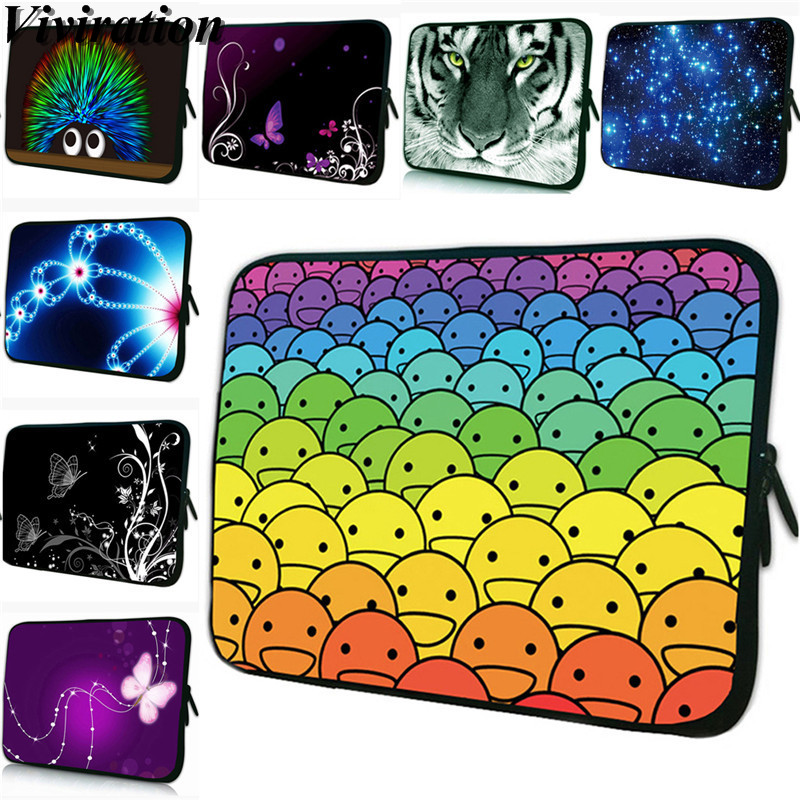 Chromebook Laptop Sleeve Bag 11.6 17 15 13 12 14 13.3 <font><b>Funda</b></font> <font><b>Portatil</b></font> <font><b>15.6</b></font> 17.3 Computer Bag 7 7.9 10.2 10 9.7 Netbook Case Pouch image