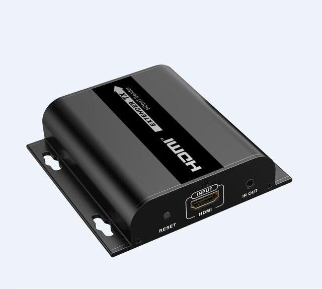 *Extra Transmitter*, For LKV383 V4.0 HDbitT HDMI 1080P 120m Extender LAN Repeater over RJ45 Cat5e/6,Compatible with LKV373A V3.0