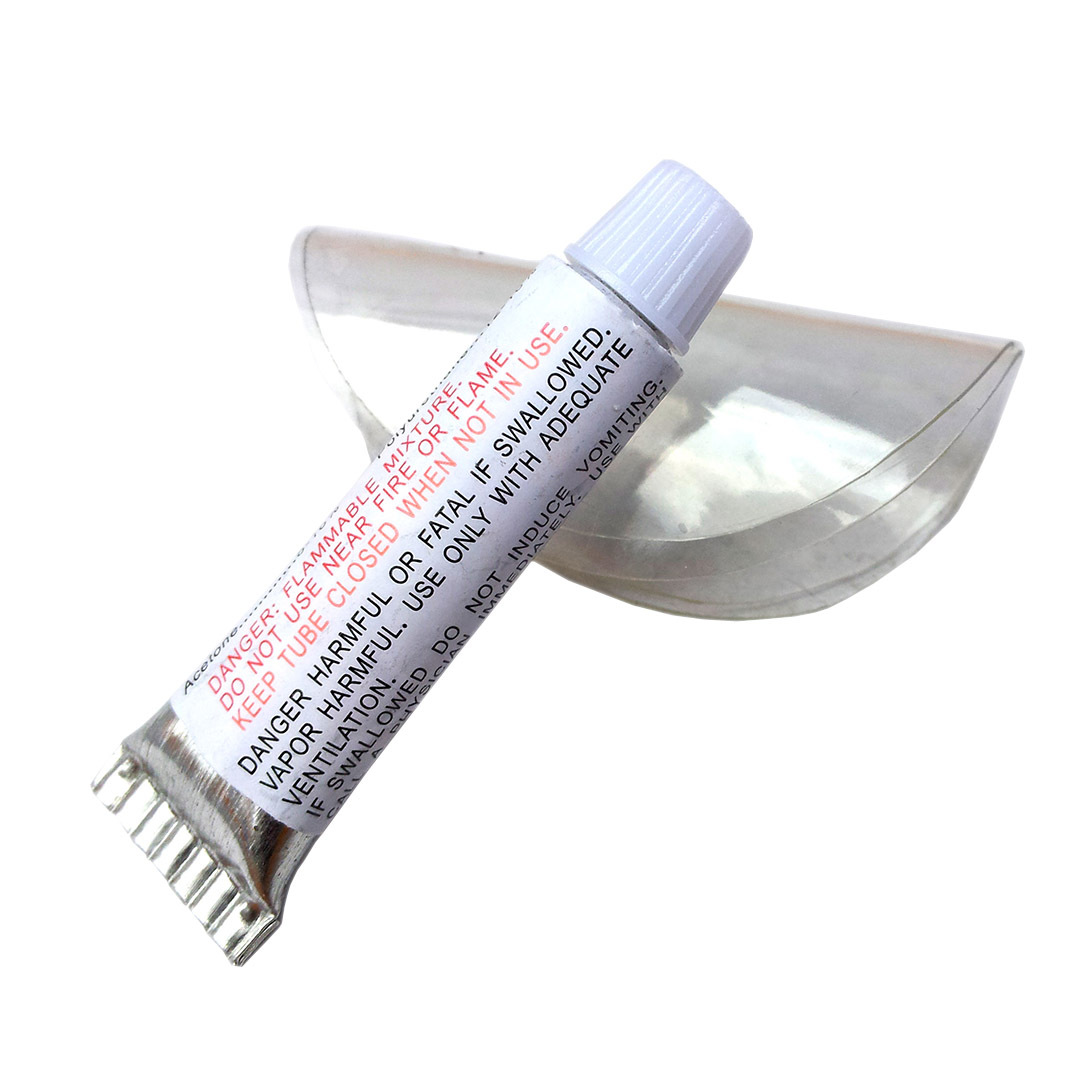 PVC Adhesive Inflatable Boat Repair Glue Puncture Repair Patch Glue Repair Kit Kayak Patches Glue Swimming Pool Accessories
