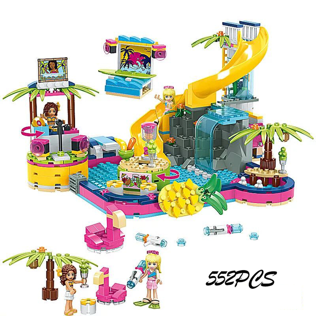 The Dragon Prince and Pirncess Building Blocks Kit 41178 Elves Bircks Figures