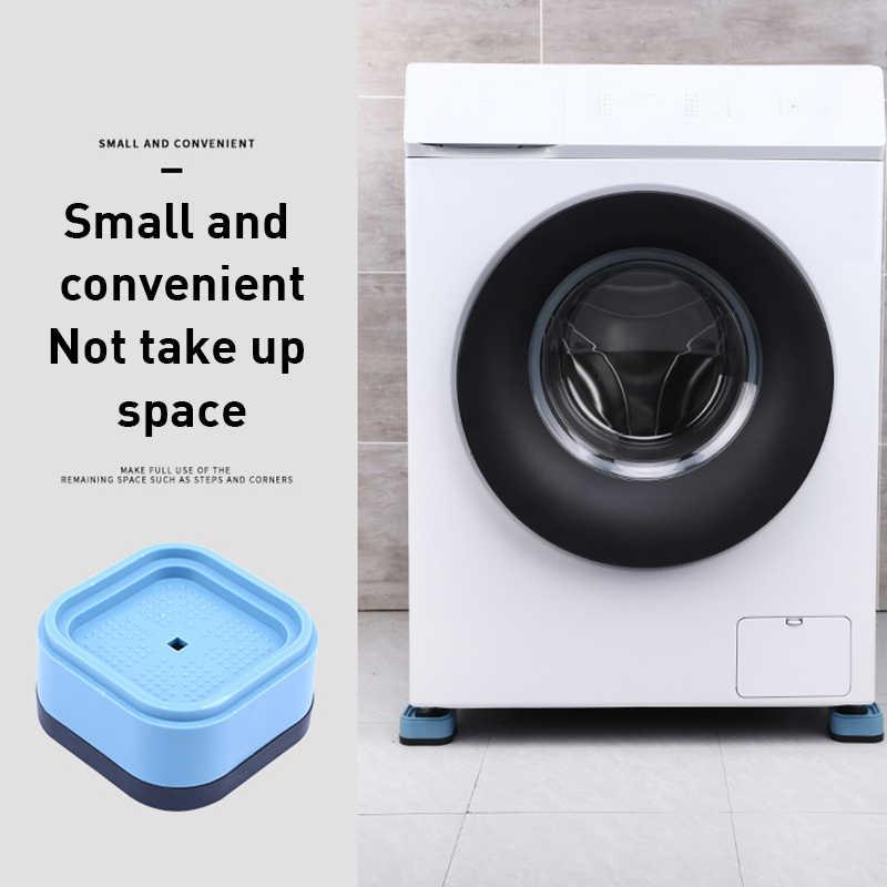 4 x Amortisseur Vibration Anti vuibration anti-dérapant en caoutchouc support machine à laver