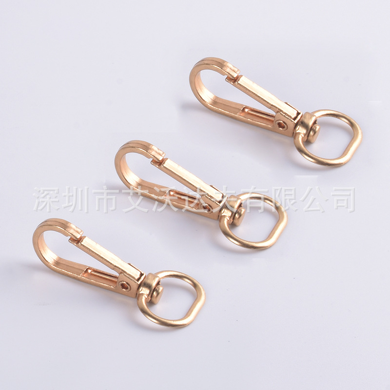 Dog Buckle Manufacturers Direct Selling Hooks Lobster Clasp Style Diversity A Complete Range Of Specifications Alloy Material