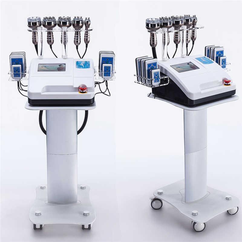 Lipo Laser 6 trong 1 lipolaser/hút chân không Cavitation RF lipolaser máy/nhất Lipo Máy Laser bán chạy