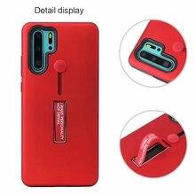 For Huawei Honor 20 Pro 10 Lite 2019 Armor Case Shockproof Hide Stand Case For Honor 10 8 Lite Finger Strap Holder Back Cover все цены