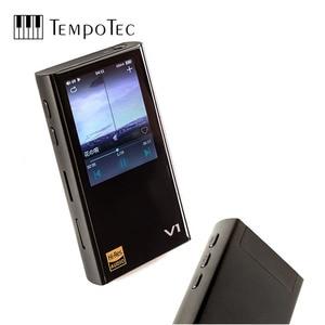 Image 5 - اختلافات TempoTec V1 A HIFI PCM & DSD 256 لاعب دعم بلوتوث LDAC AAC APTX داخل وخارج USB DAC للكمبيوتر مع ASIO AK4377ECB