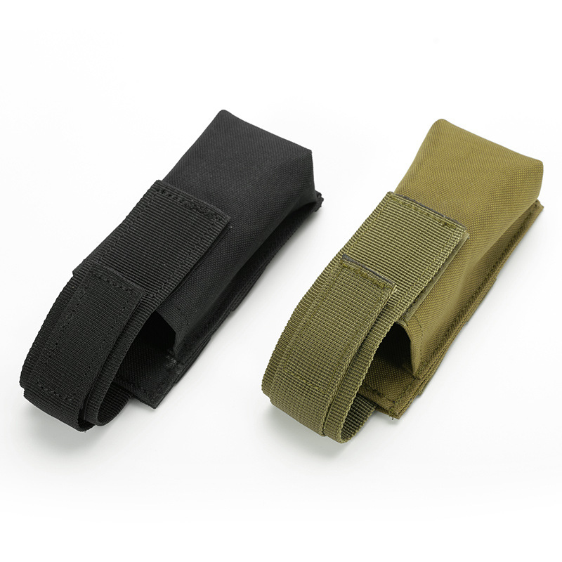 Outdoor Tactical Waist Pack Big Scissors Bag Molle Pannier Bag Army Fans Equipment Flashlight Bag Parts Storgage Bag