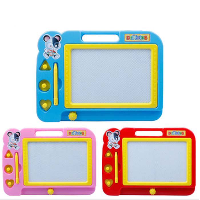929 Qiqu Toys Educational Toy Children Black And White Magnetic Drawing Board Graffiti Writing Board