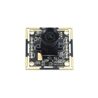 5 Mega pixel 30FPS Industrial Inspection Infrared Camera USB Camera Module HDR Black and White Industrial Camera