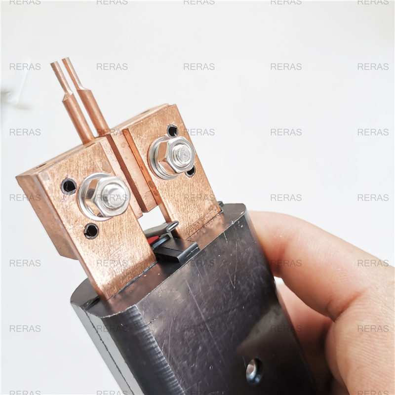 DIY точечная сварочная машина сварочная 18650 батарея ручная точечная сварочная Ручка 25 квадратных сварочных ручек с функцией регулирования