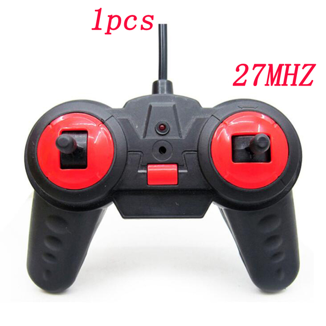 1PCS 4CH 27MHZ Remote Controller Universal Radio Transmitter Controller for Children Car Kid Toy Car Dump Truck
