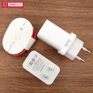 Image 1 - Oneplus 8 פרו עיוות מטען USB 1M סוג C כבל 5V 6A 30W דאש מהיר קיר טעינה עבור אחד בתוספת 1 + 7T 7 פרו 6 6t 5 5t 3t