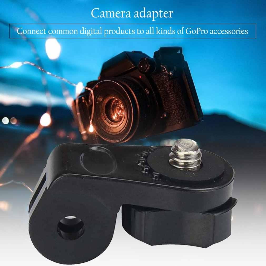 1 pc Parafuso Do Tripé Adaptador de Montagem para Gopro Herói 2 3 3 + para Sony Ação Cam AS15 AS30 AS100V AEE Esporte Acessórios para Câmara