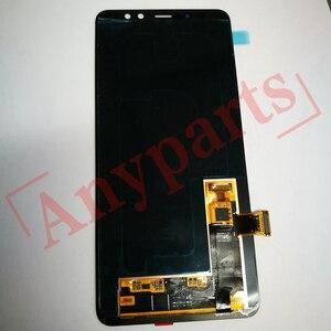 Image 4 - Amoled originale Per La Galassia A8 + A730 SM A730F LCD Screen Display di Ricambio per Samsung A8 + SM A730X display LCD schermo