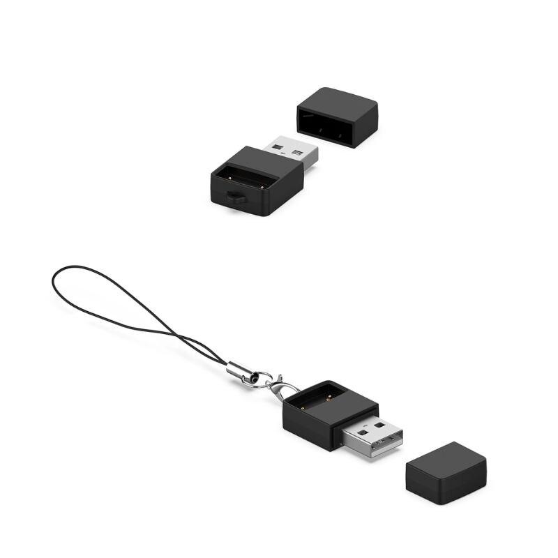 Universal Black Mini Portable USB Battery Charger Connection Charging Port For Juul 1/2 Vape Electronic Cigarette Kit Tools PXPE