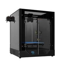 Stampante 3D Twotrees Sapphire Pro Full Metal Professional DIY Core xy BMG estrusore 235x235m touch screen da 3.5 pollici con Facesheild