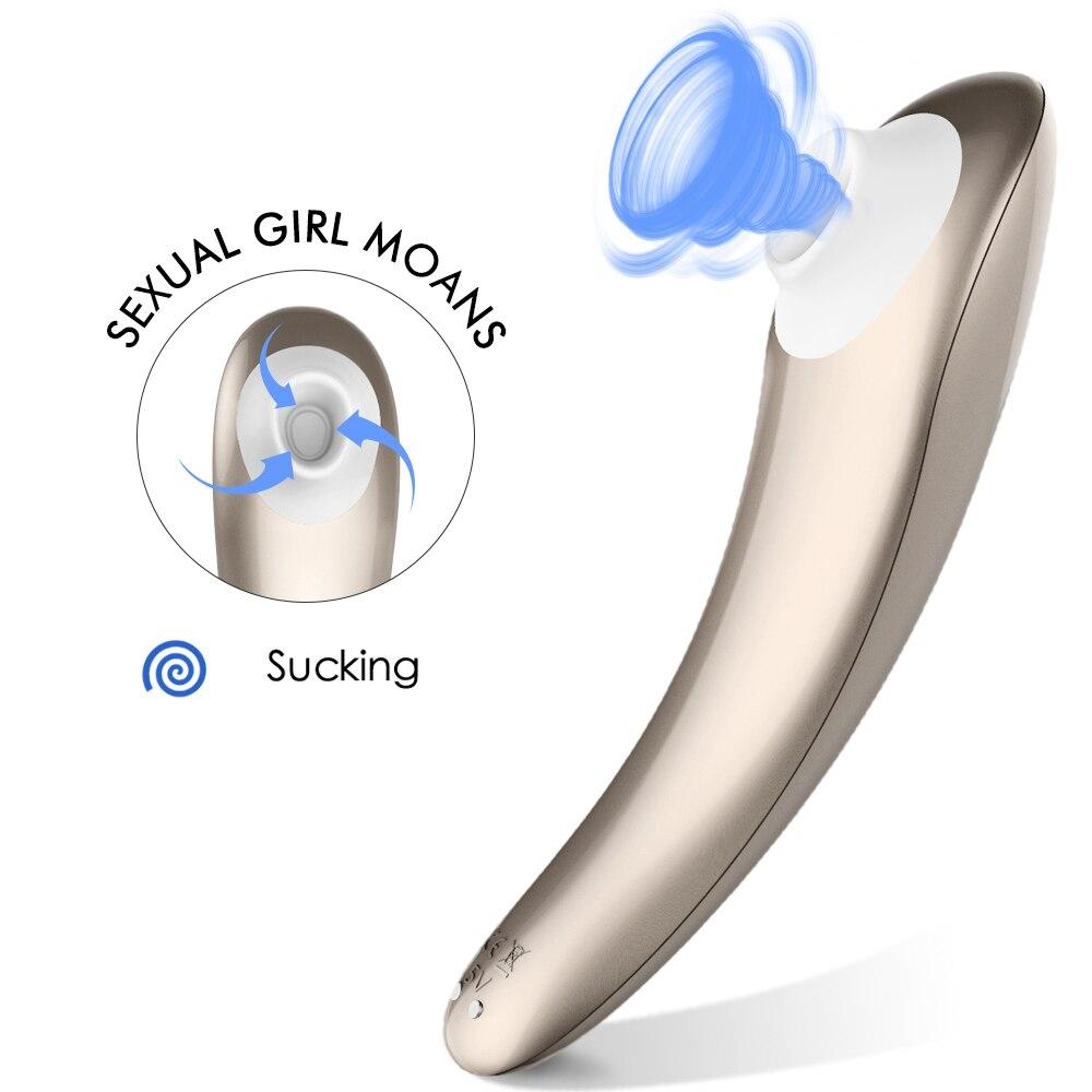 Pussy Clitoris Sucker Dildo Vibrator For Women G Spot Clitoris Stimulator Nipple Sucker Female Masturbator Toy For Adults
