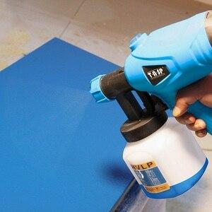 Image 5 - Tasp電気スプレーガン 400 ワットhvlpペイント噴霧器コンプレッサーフロー制御エアブラシ電源ツール簡単噴霧 & クリーン 120v/230v