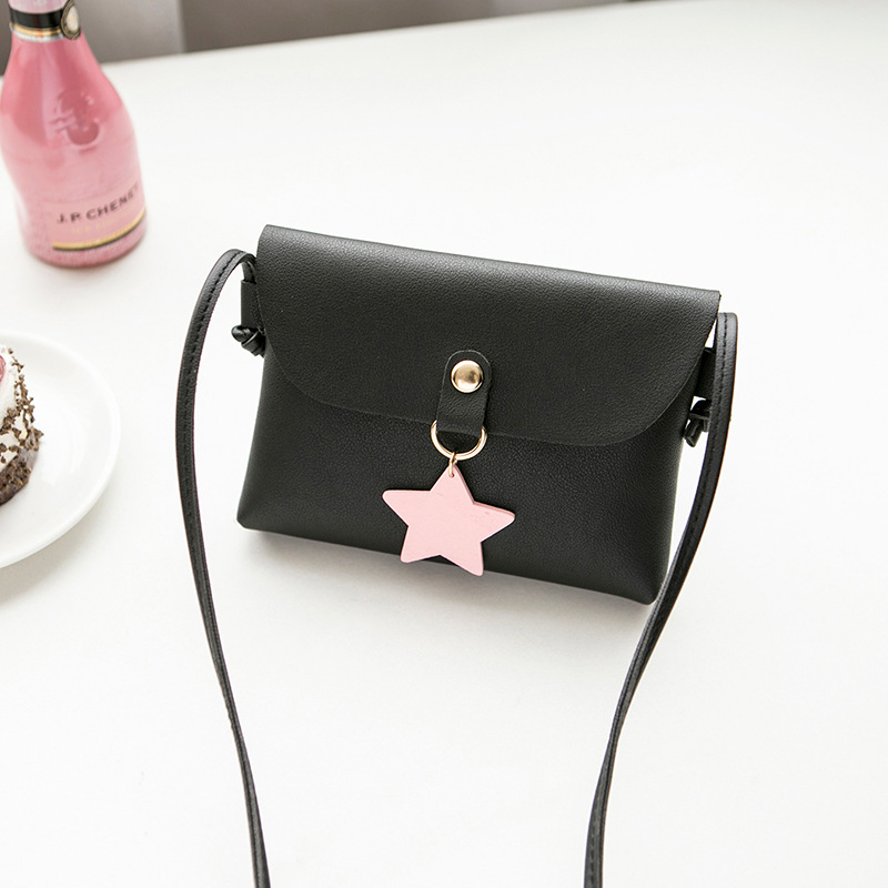 A Generation Of Fat Star Hanging Decoration Purse Consignment 2018 Summer And Autumn New Style Sweet Ladies' Shoulder Mobile Pho