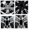 20 sztuk osłony nakrętek kół samochodowych Auto przykręcana pokrywa śruby dekoracji wnętrz dla Volvo S40 S60 S80 XC60 XC90 V40 V60 wszelkich samochodów XC40 360c V90 V40