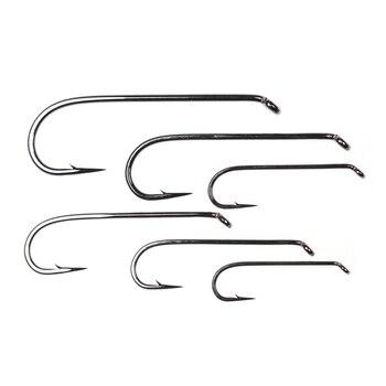 Best No1 Fishing Barbed Nymph Bugger Muddler Streamer Fly Tying Hook Fishhooks cb5feb1b7314637725a2e7: 30pcs Size 10|30pcs Size 12|30pcs Size 14|30pcs Size 4|30pcs Size 6|30pcs Size 8