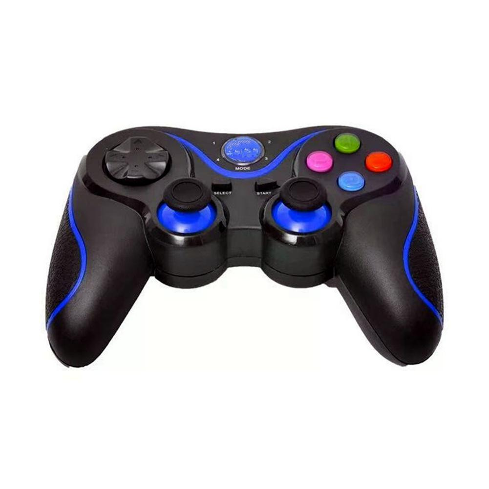 Wireless Bluetooth Gamepad Game Controller <font><b>Joystick</b></font> Hand Travel Artifact For IOS Android <font><b>Laptop</b></font> PC Gaming Control S600 STB S3VR image