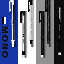 Tombow mono EK-HUR EK-HUS caneta ultra-fina tipo borracha de alto brilho push-type esboço desenho arte fina só núcleo substituível